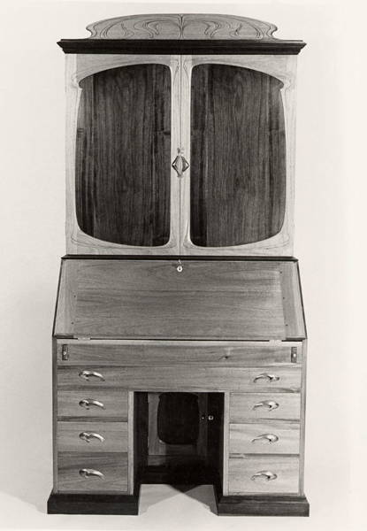 Slant Top Secretary Desk