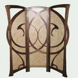 Architectural Interiors Art Nouveau Beds Doors Fireplace Mantels By